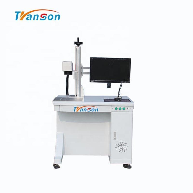 MOPA JPT Color Fiber Laser Marking Machine