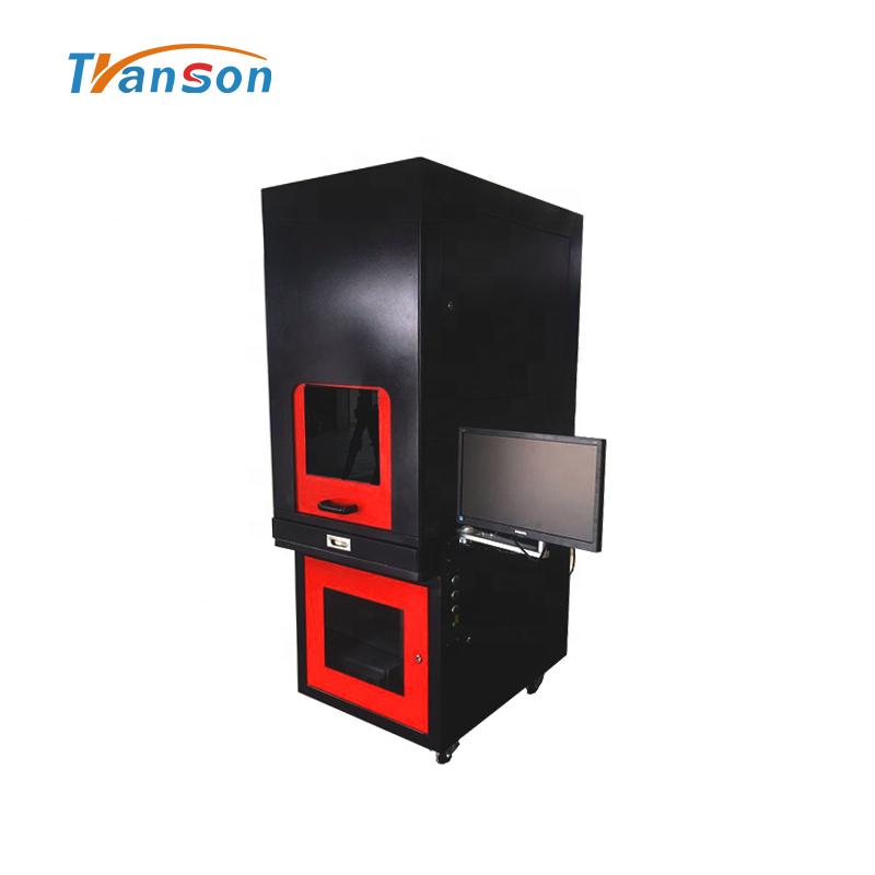 Fiber Laser Marking Machine 20W Marking Machine on Stainless Steel