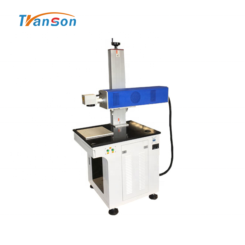 Desktop Laser Engraving Machine logo Marking Printer Coherent CO2 Marking Machine