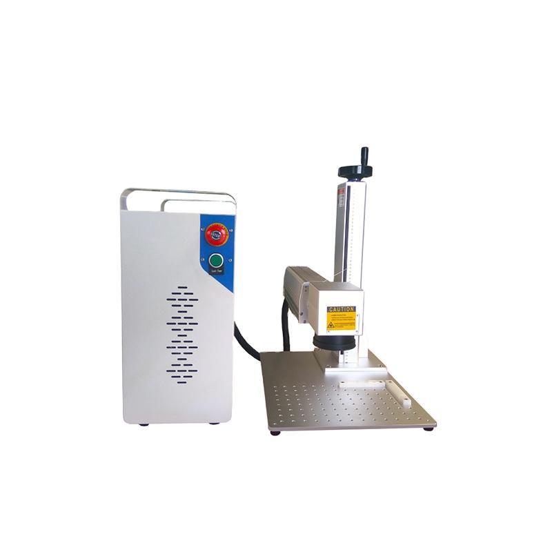 Factory Price Laser Marking Machine Mini Engraving Stainless Steel