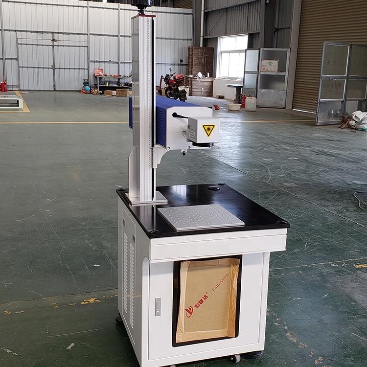 Cheap Expiry Date Printing Desktop 30W CO2 Laser Marking Machine
