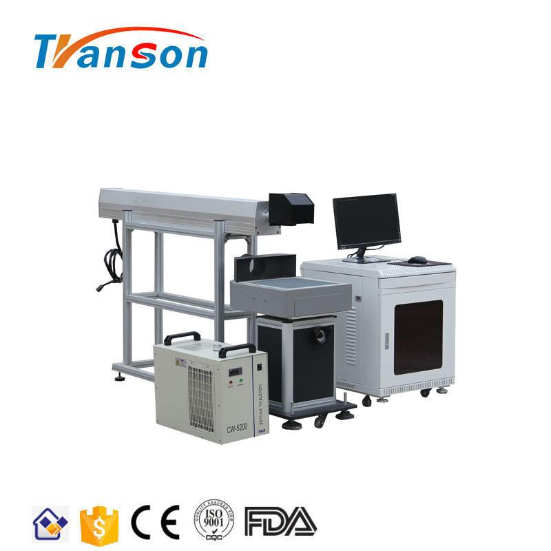 80WCO2 Glass Tube Laser Marking Machine