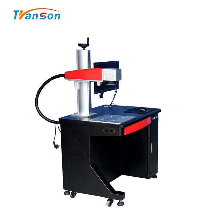 50WFiber laser Marking Machine Desktop Type TSF-50