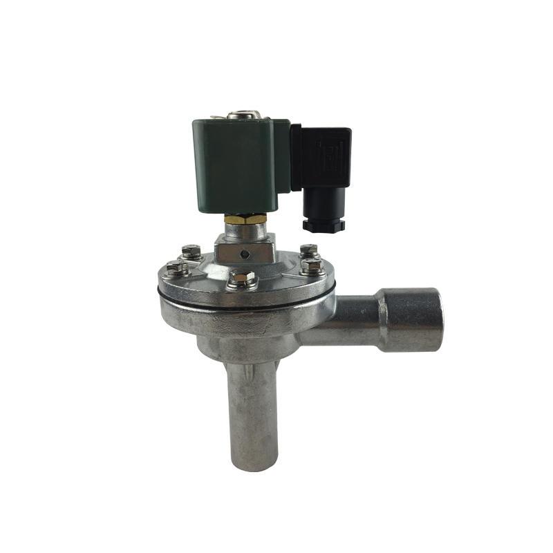 DMF-2L-BPulse Solenoid Valve Diaphragm Thickening Pipe valve pulse jet valve