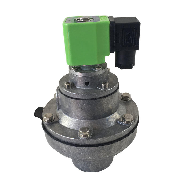 DMF-Y-40S 1- 1/2inch Pulse Dust Collector Aluminum Pulse submerged embedded Solenoid Valve