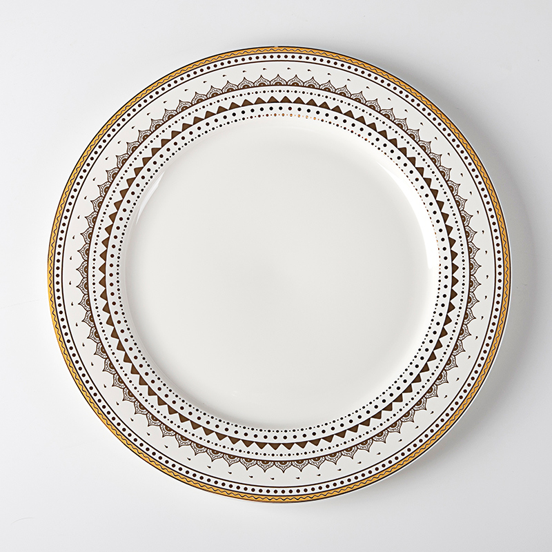 Popular Luxury Fine Bone China Dinner Set, Royal Classic Dinner Set Bone China^