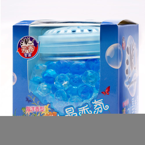 Widely Used Scented Air Freshener Biodegradable Aroma Water Beads