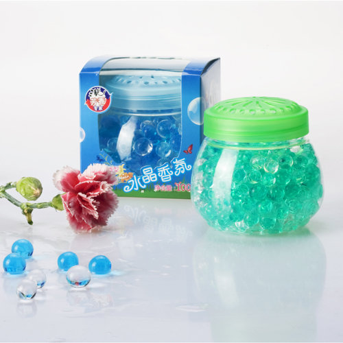 2020 decorative natural floral fragrance diffused crystal mud gel ball