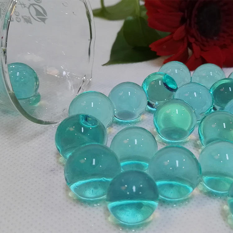 Pearl Shape Aroma Beads Air Freshener Water Absorbing Polymer Balls Gel Balls That Growing In Water