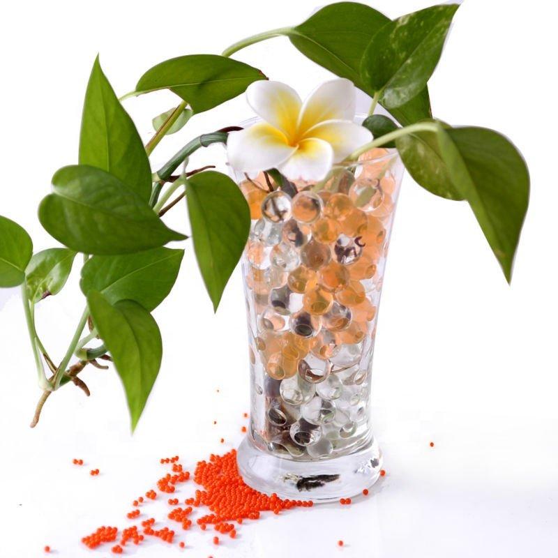 Wholesale gel ball magic non-toxic water beads aqua gel artificial flower water ball, aqua gel water gems