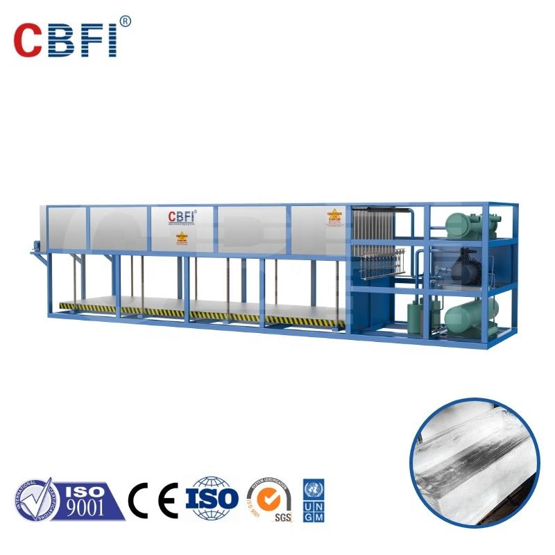 CBFI direct ice block machine freezing cooling making