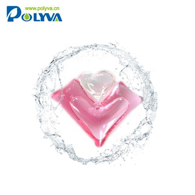Polyva wholesale Cleaning Detergent Liquid Laundry beads liquid detergent Laundry Pods Detergent