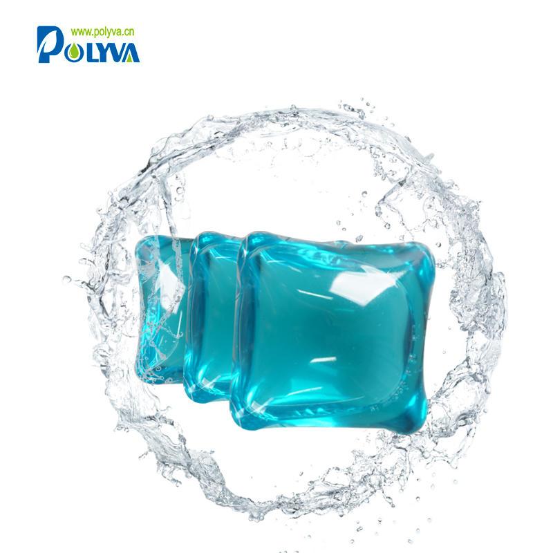 polyva wholesale bulk liquid laundry detergent washing capsule laundry pod powder detergent