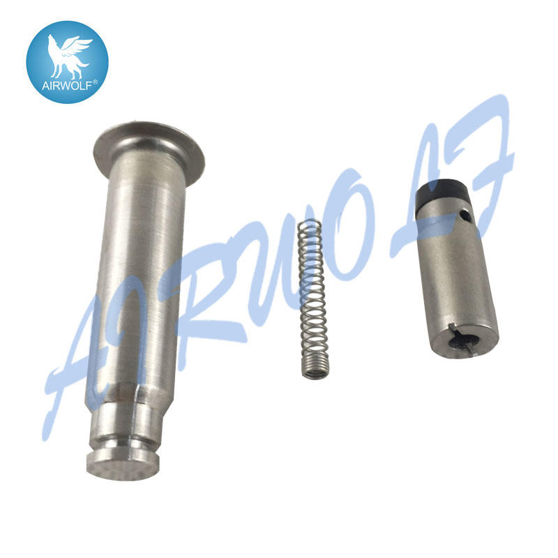 PlungerAlltype Stainless steelpneumatic pulse valve armature