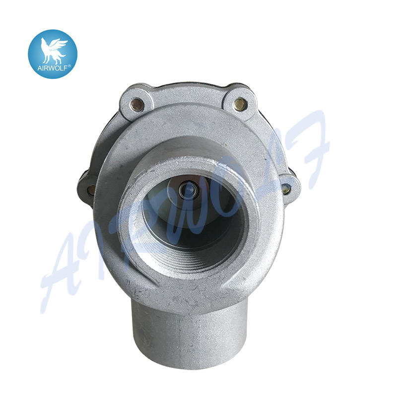 JISI40 Cement plant Electronic control 1 1/2inchpulse valve dustcollect solenoid valve