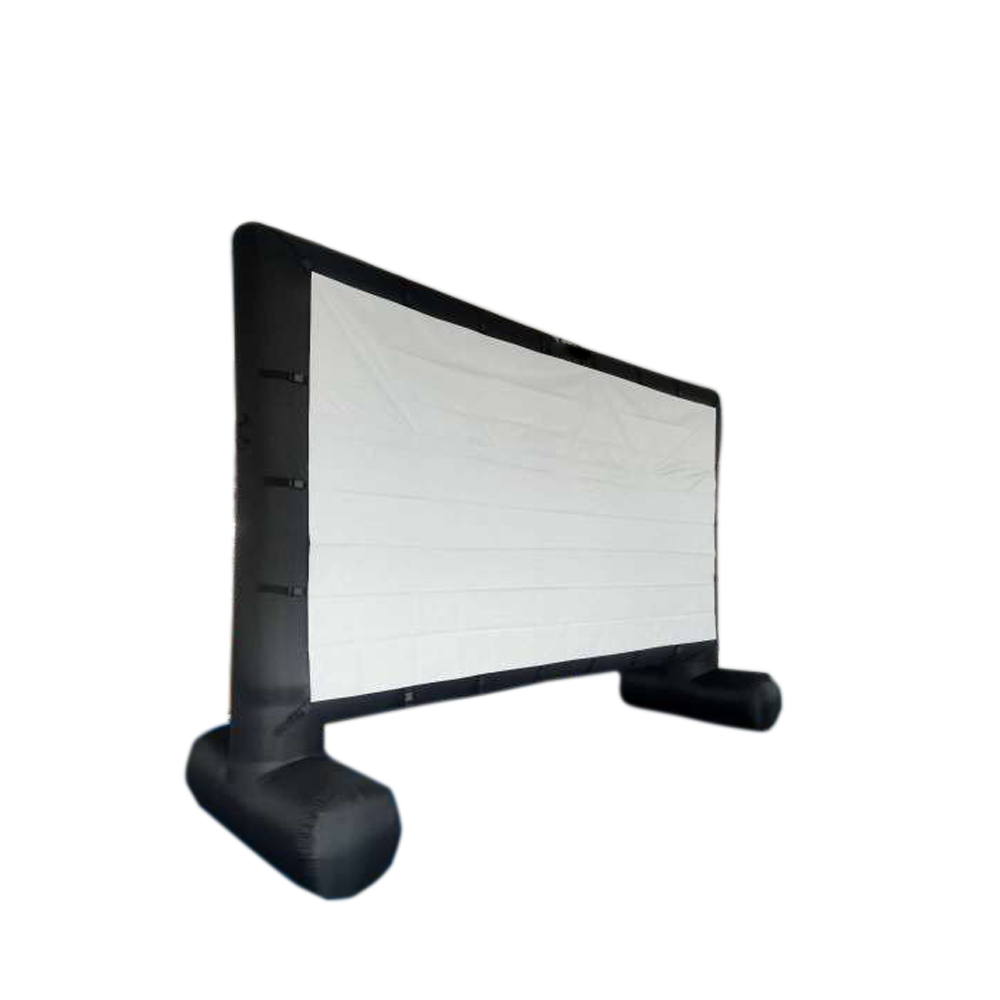 Inflatable Movie Screen, Inflatable Projection Screen, inflatable Advertising Screen