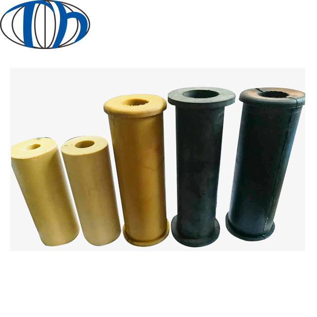 Professional Custom PU EPDM sponge silicone rubber roller