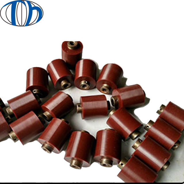 customized hard high temperature polyurethane industrial vulcanized RICE rollers rubber roller