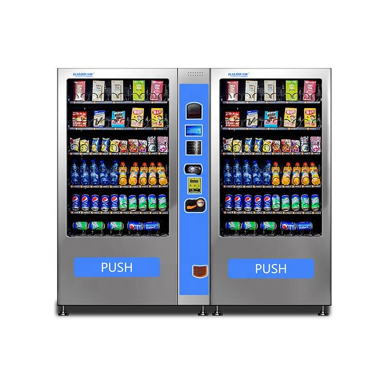 China Cheap Big Capacity Portable Self Automatic Vending Machine With good quality