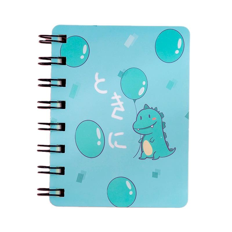 Good Quality Cute B5 Notepad Book Printing Custom Metal Spiral Binding B5 Exercise Book