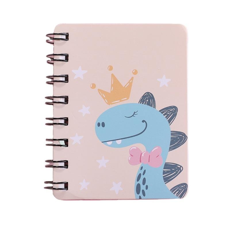High Quality A5 Coloring Book Printer Spiral Metal For Notebook Writing Pads Notebook For Kids