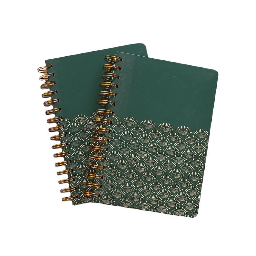 Hot Sale Cheap Spiral Pastel Notebooks Cardboard Book Printing Children Writing Book