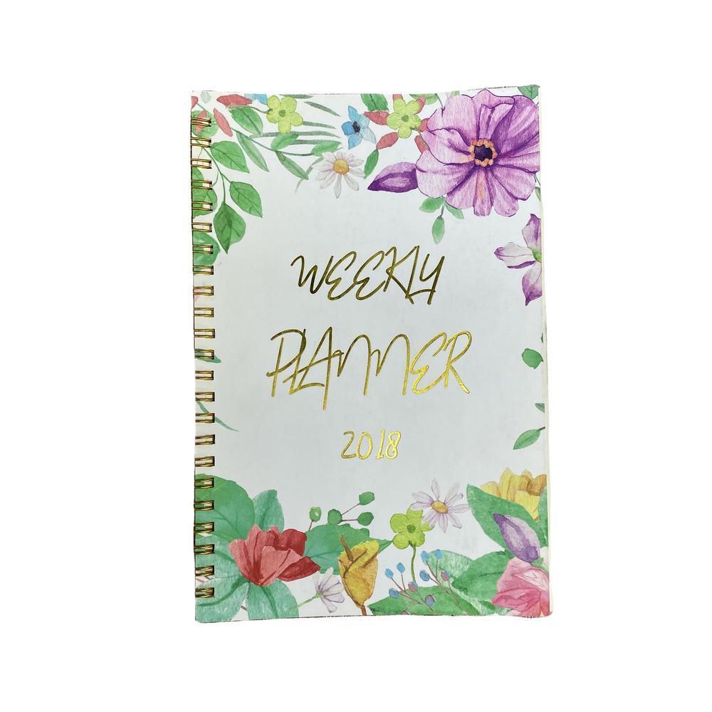 High Quality Custom Spiral Notebook A5 Diary Journal Notebook