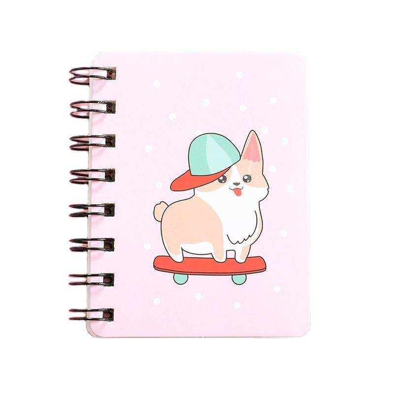 Customizable Write The Word Notebook Eco Friendly Spiral Notebook Personalized Coloring Book For Children Kids