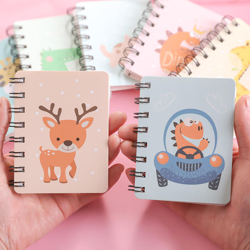 product-Dezheng-Custom High Quality Cheap Bulk Notepads School Note Books Exercise Cartoon Coloring -1