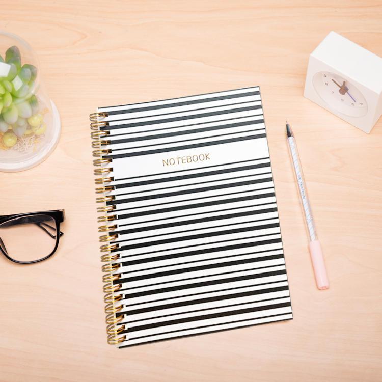 product-Dezheng-Spiral Notebook Customize Logo Journal Printing Custom Notebook-img-1