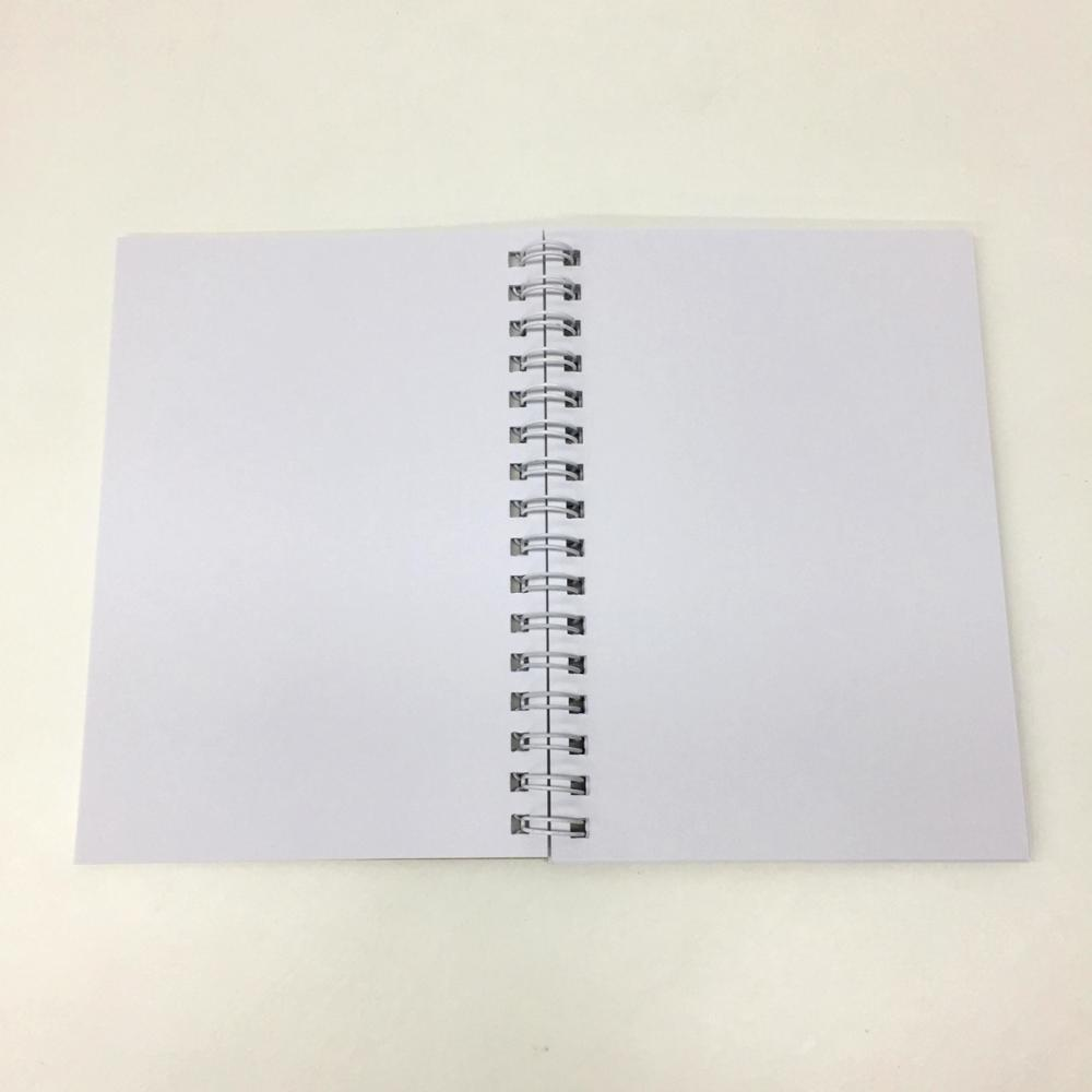 product-Dezheng-Wholesale Price Spiral Binding 4C Printing A5 Hardcover Marble Notebooks-img-1