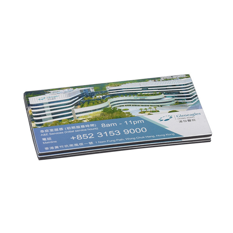 Custom paper cover cheap refrigerator magnets for promotional