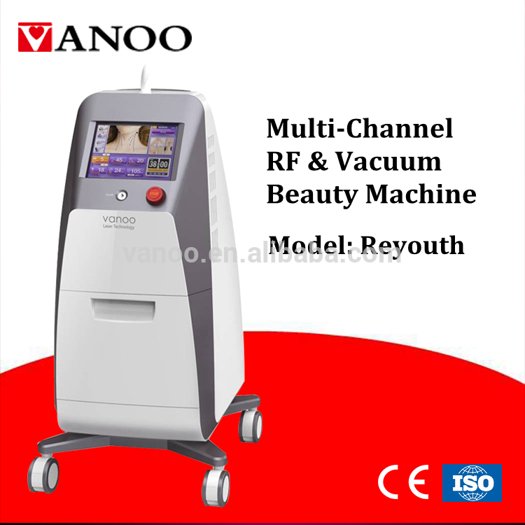 multi channel Radio frequency machine/Viora Reaction RF machine