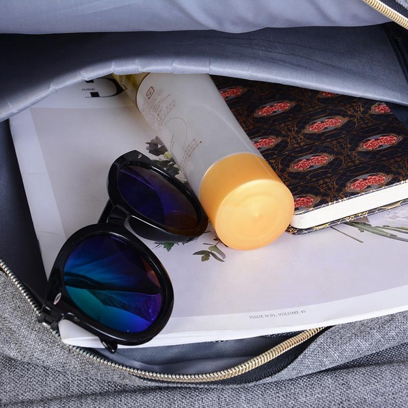 mochilas Medium Size Unisex laptop Backpacks girls boys Canvas fashion leisure large capacity anti theft backpack school student bags