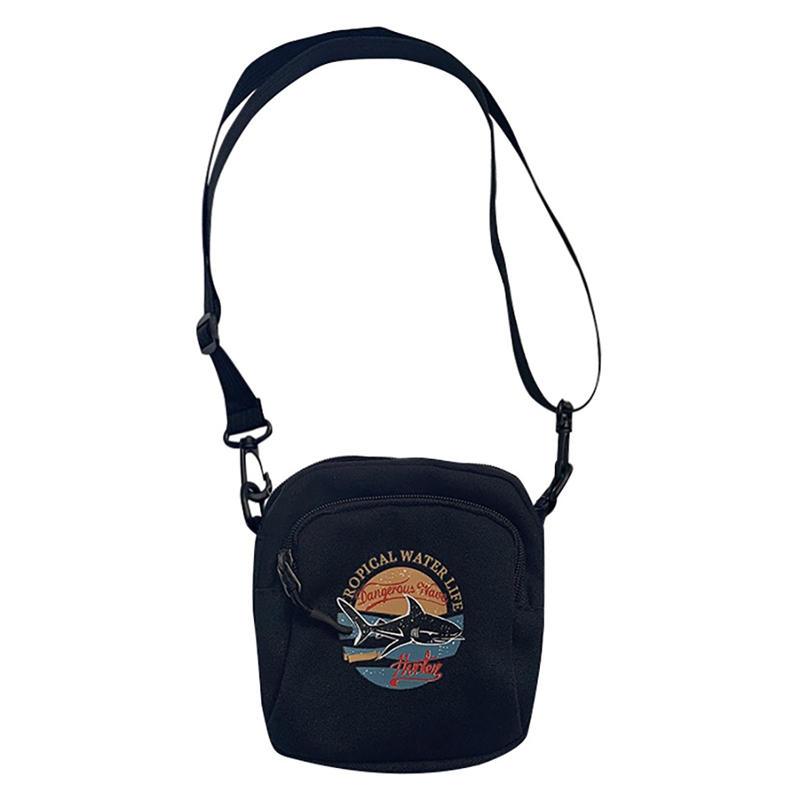 mochilas 2020 New Women Canvas Handbag Korean Mini Student Bag Cell Phone Bag Simple Small Cross body Bags Casual Lady Flap Shoulder Bag