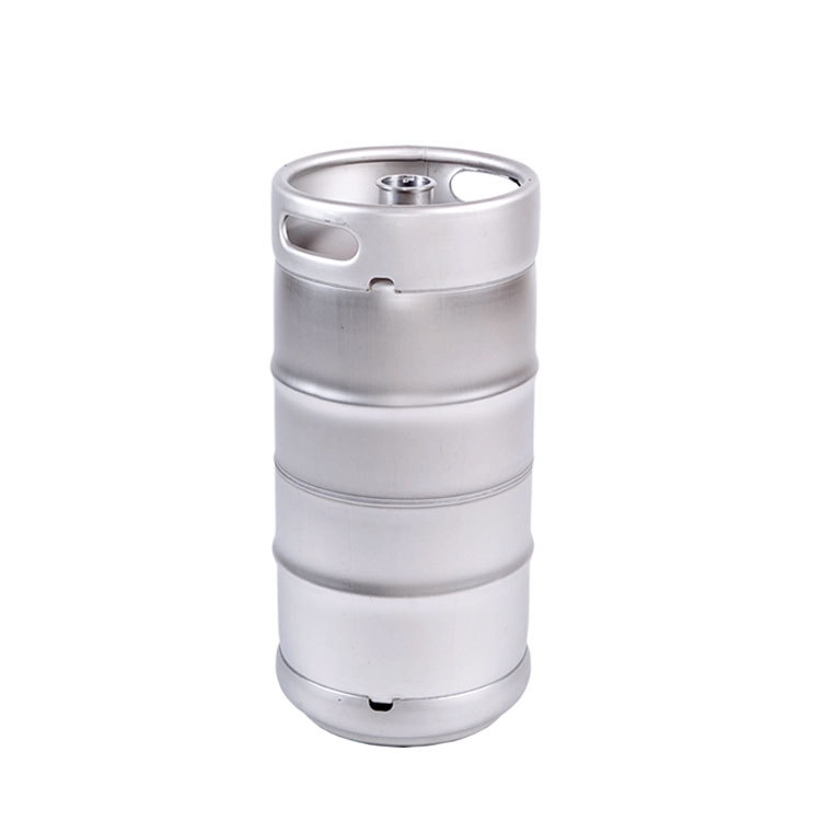 US standard 1/4 BBL barrel stainless steel 304 beer keg 30L With A/S/G/D System