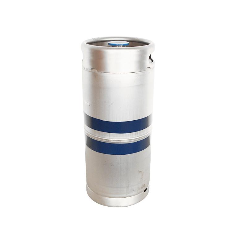 Stainless steel 20L slim beer keg 304 slim kegs