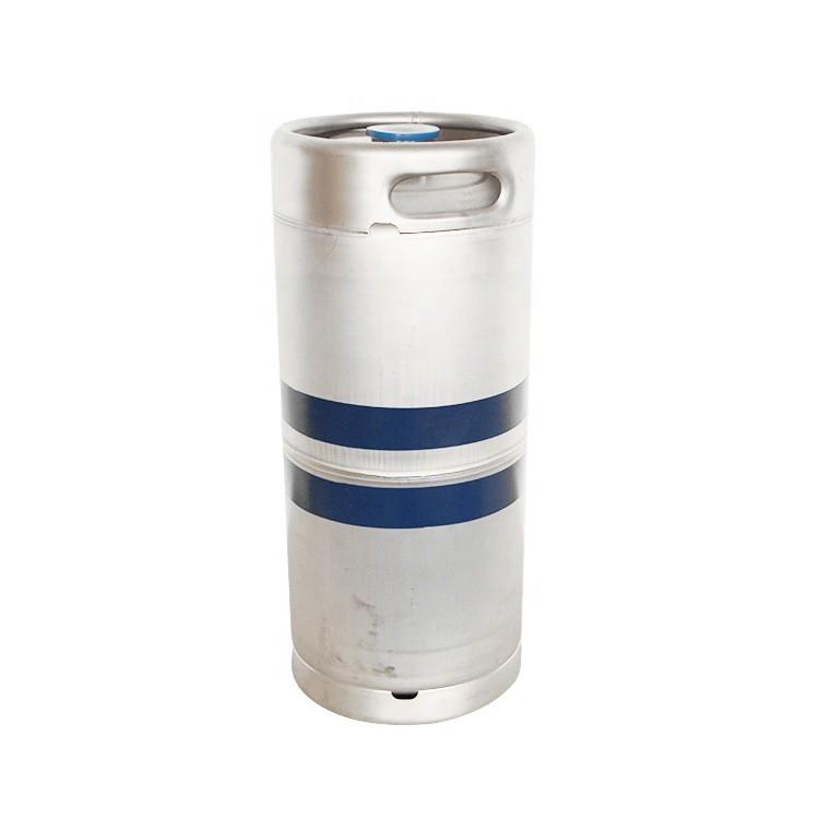 Stainless steel 20L slim beer keg