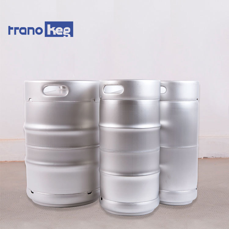 Passivation German 15l 19.5l 7.5 Gallon 304 Stainless Steel Draft Beer Kegs 25l 1/2bbl