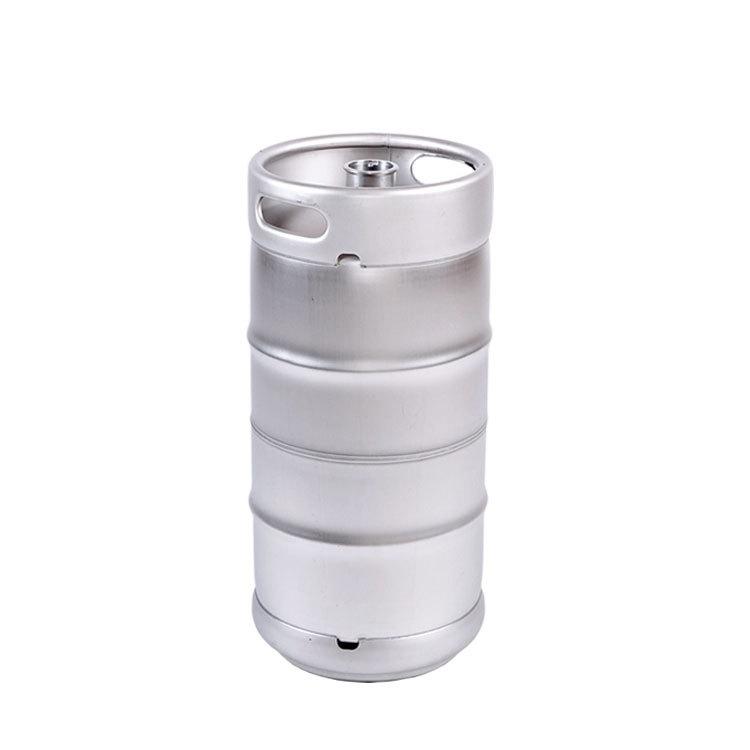 US 1/4 barrel emptying american keg bucket with lid barril cervecero