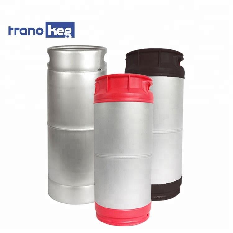 AISI eco beer keg 20L empty sixtel US 1/6 Barrel Keg