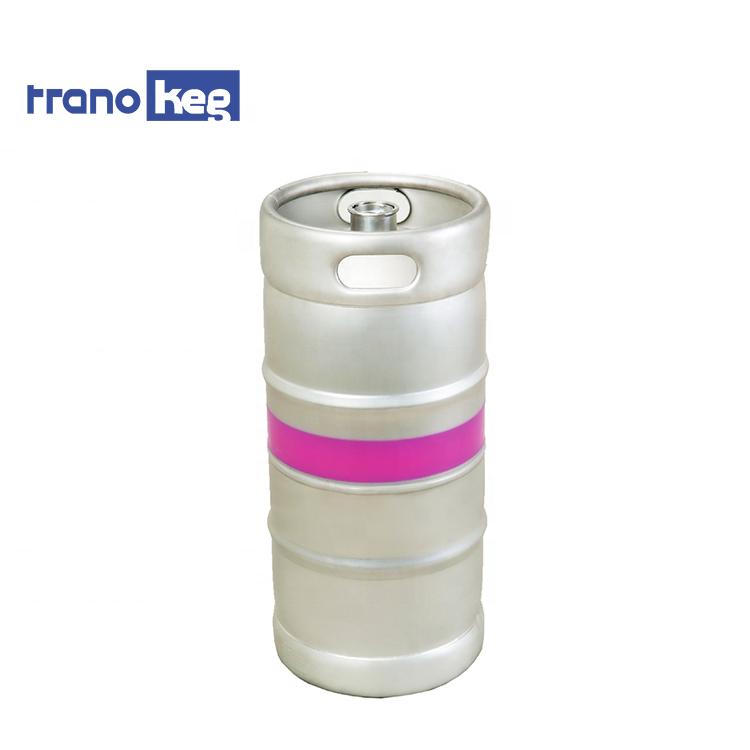 industrial brewing keg container us standard stainless steel beer keg 1/4 30 Litres