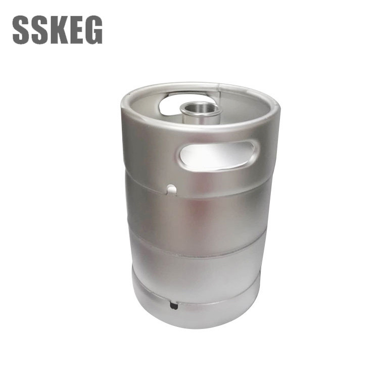 China Manufacturer Popular Stainless Steel US Beer 10L Keg