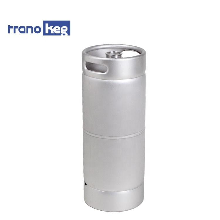 Hot Selling America Standard Import 1/6 Slim Stainless Steel Keg Beer Barrel
