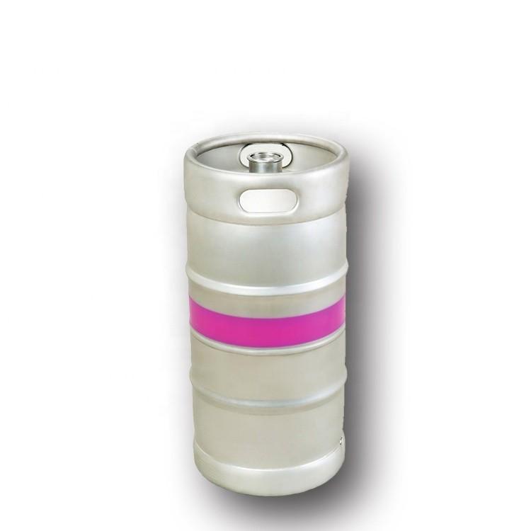 AISI 304 beer kegs with American 1/4 kegs for beer