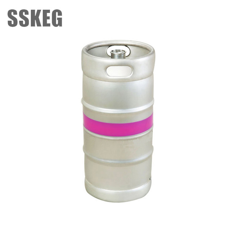 American 1/4 stainless steel barrels for wine