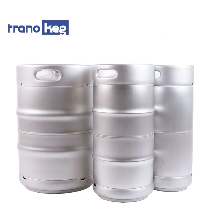 Hot Food Grade US 1/2 1/4 20 Liter Stainless Steel Beer Keg