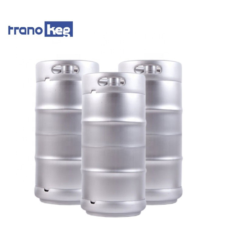 American keg AISI 304 quarter 1/4 wine drums 30L beer barrel