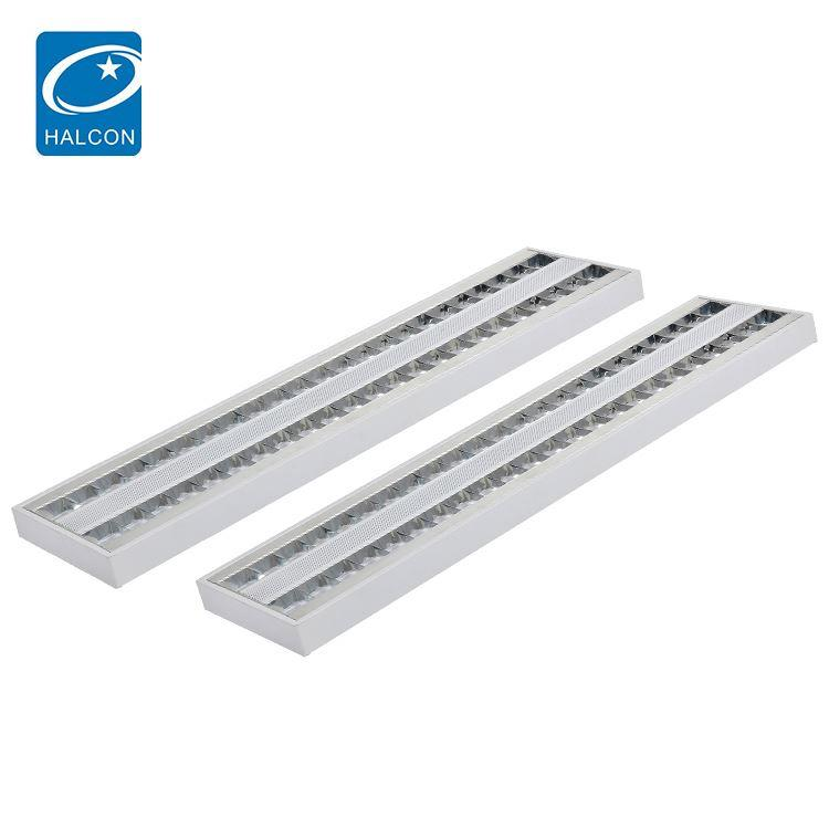 New pc material 30 38 58 w led panel ceiling light