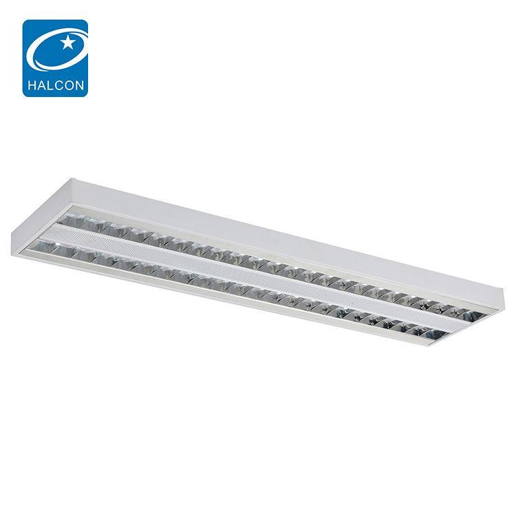New design school hospital dimming 30w 38w 58w led panel ceiling light